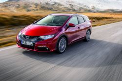 Uusi Civic Tourer All in One 294 €/kk*